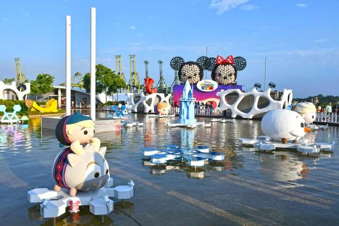 Disney Tsum Tsum Mid-Autumn Celebration of Love Wishing Wonderland