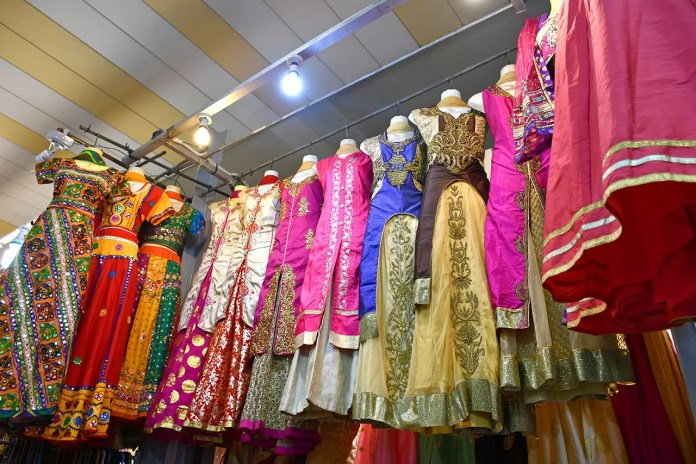 Tekka Market Saree