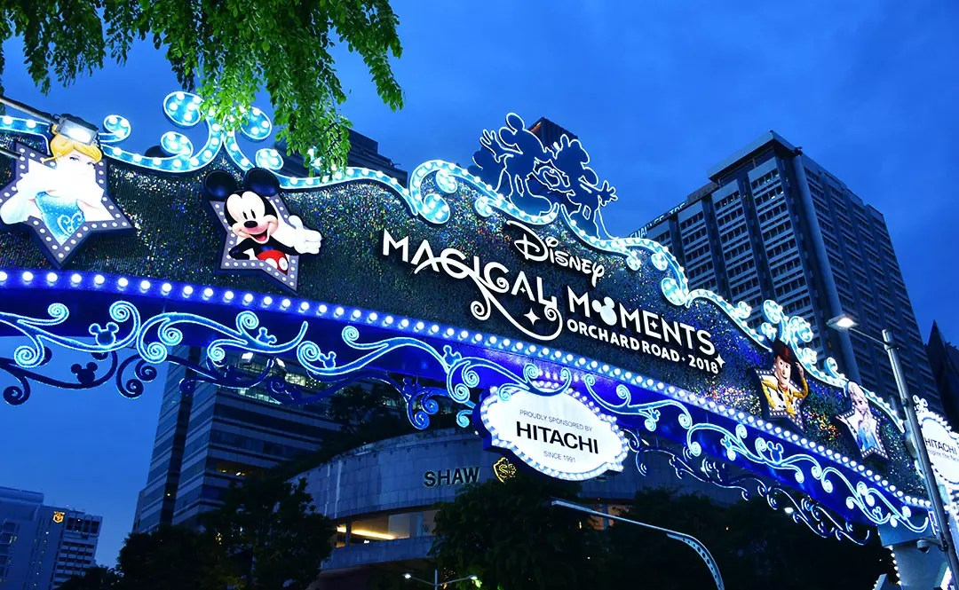 Disney Magical Moments Singapore