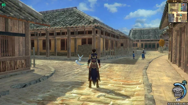 Xuan-Yuan Sword 6 | Town