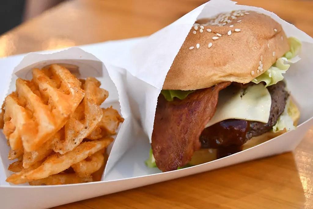 Burgnerds Nerdy American Burger Set