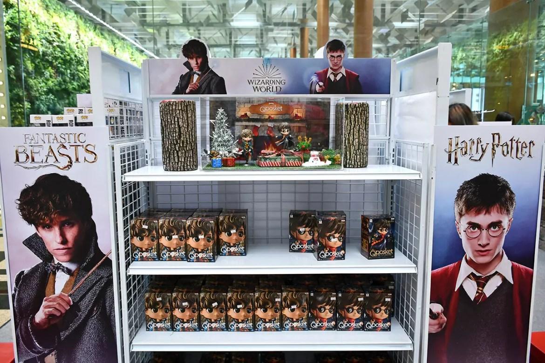 Harry Potter Changi Airport Merchandise.