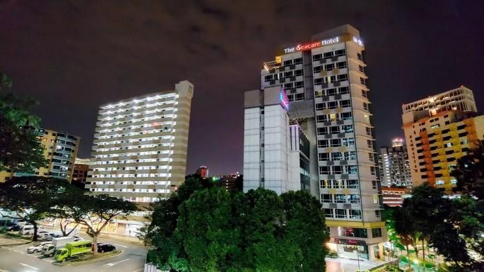Seacare Hotel at Jalan Kukoh
