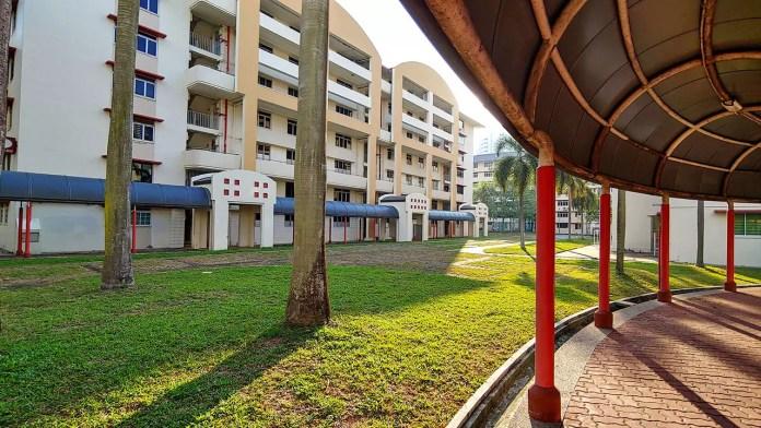 Redhill Close Estate, Singapore