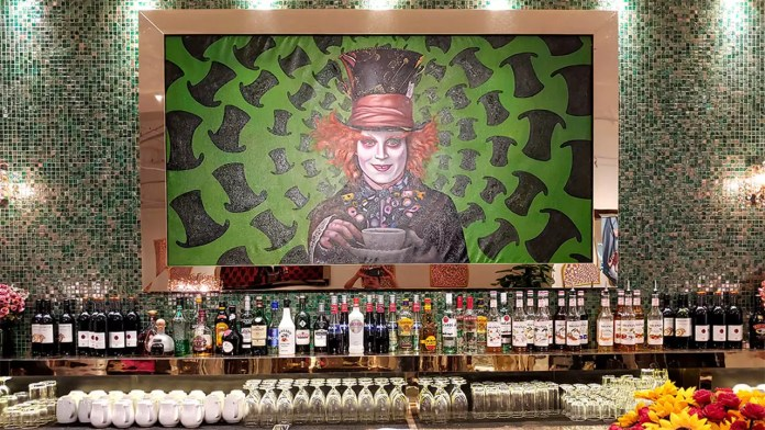 Mad Hatter Bar