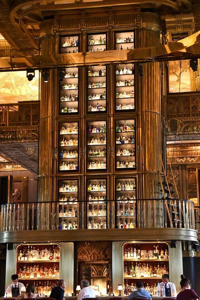 Atlas Bar Gin Collection