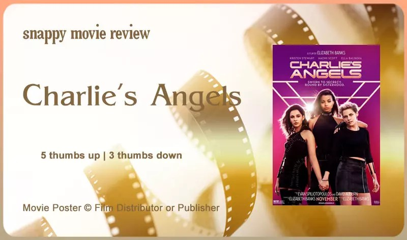 Charlie's Angel (2019) Review