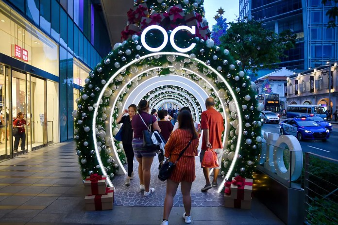 Orchard Central Christmas 2019