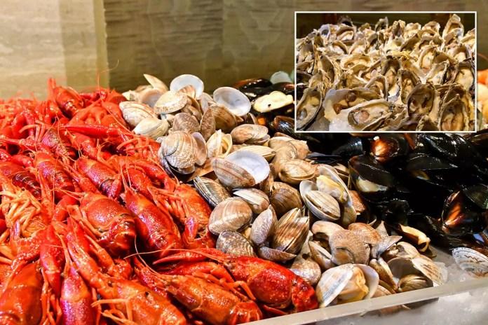 Fresh Seafood at Makan@Jen