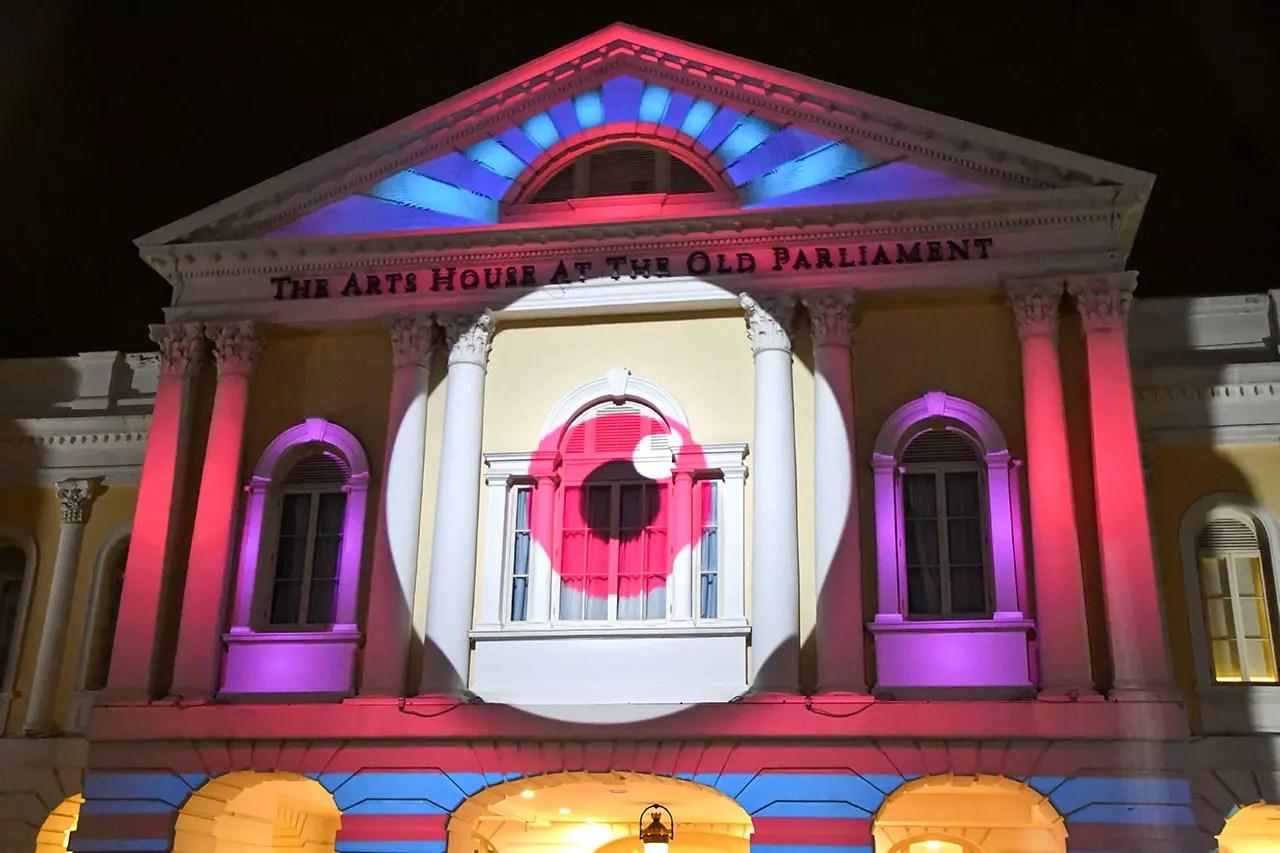 Light to Night Festival 2020, Singapore