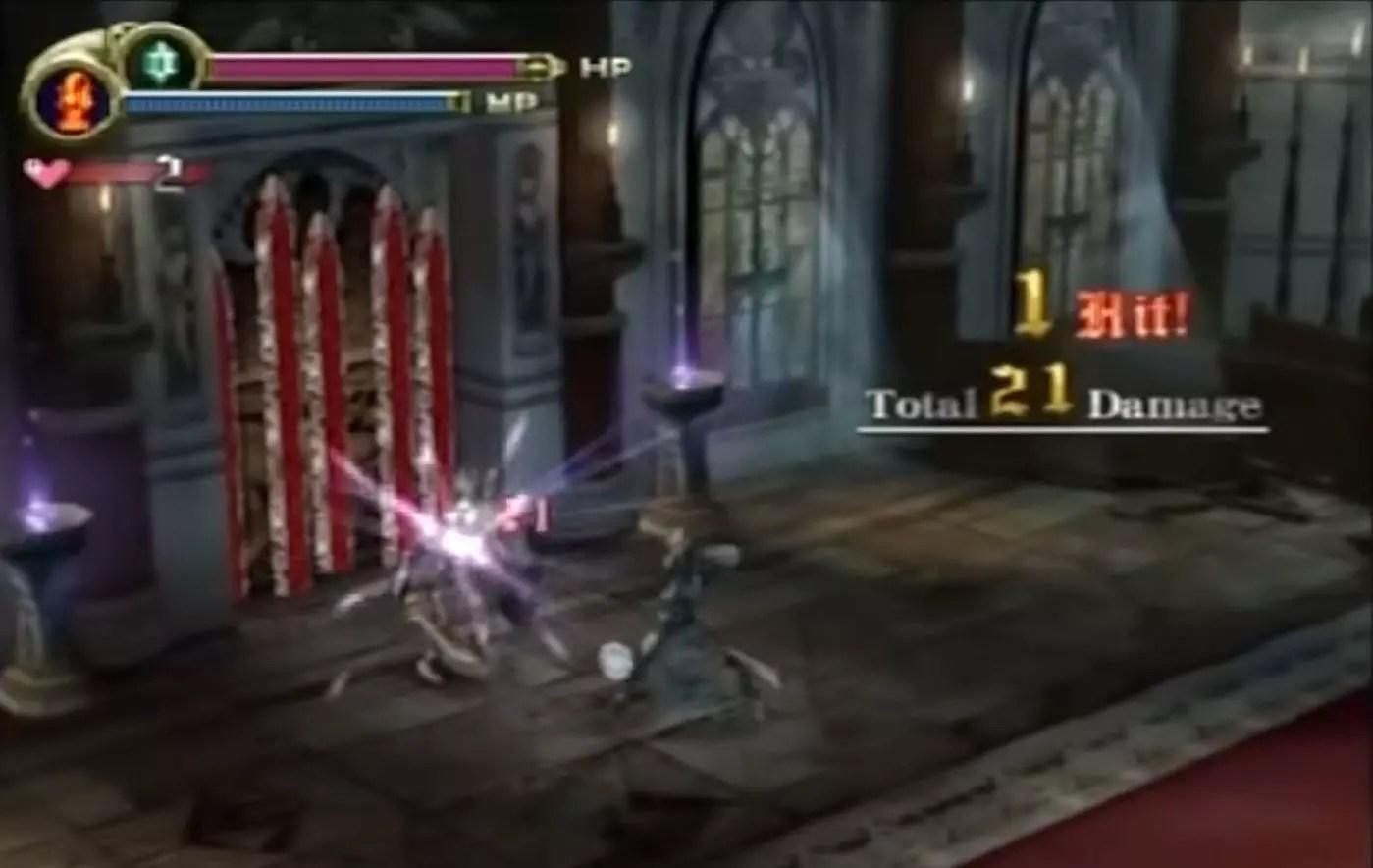 Castlevania: Lament of Innocence Screenshot