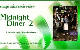Midnight Diner 2 Movie Review