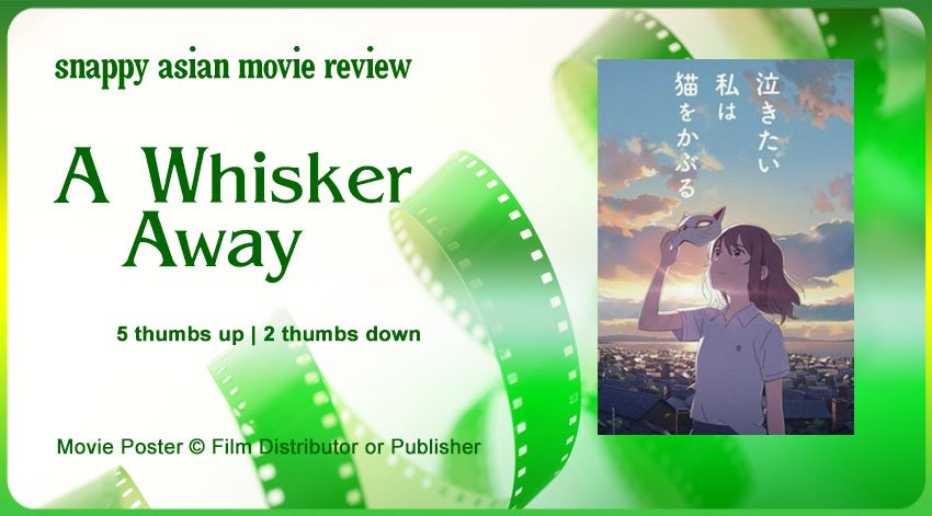 A Whisker Away Review