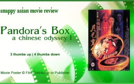 A Chinese Odyssey 1: Pandora's Box Review
