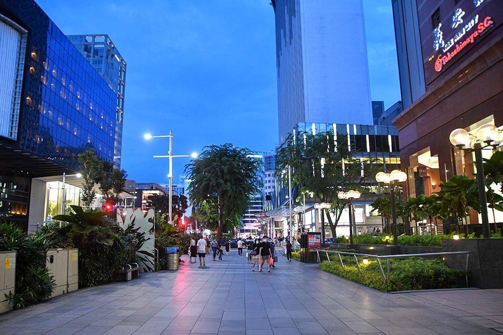 Singapore Post Circuit-Breaker Phase 2 Reopening.