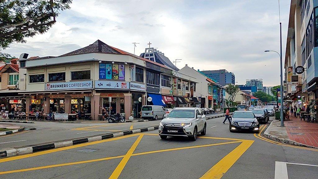 East Coast Road, Singapore