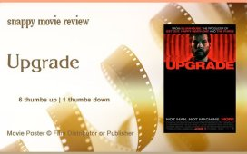 Upgrade (2018) Film Review