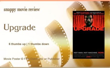 Upgrade (2018) Film Review