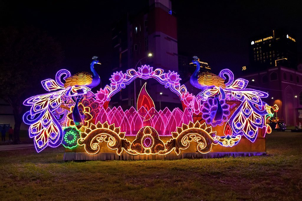 Festival of Lights 2020.