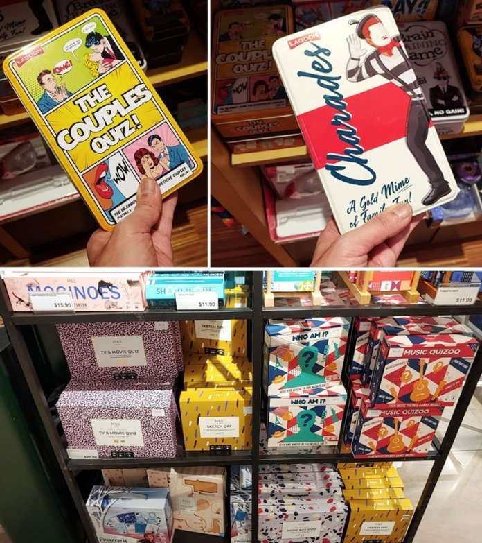 Christmas Gift Ideas: Quirky Games
