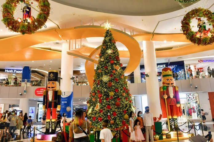 Marching into Christmas | VivoCity Singapore