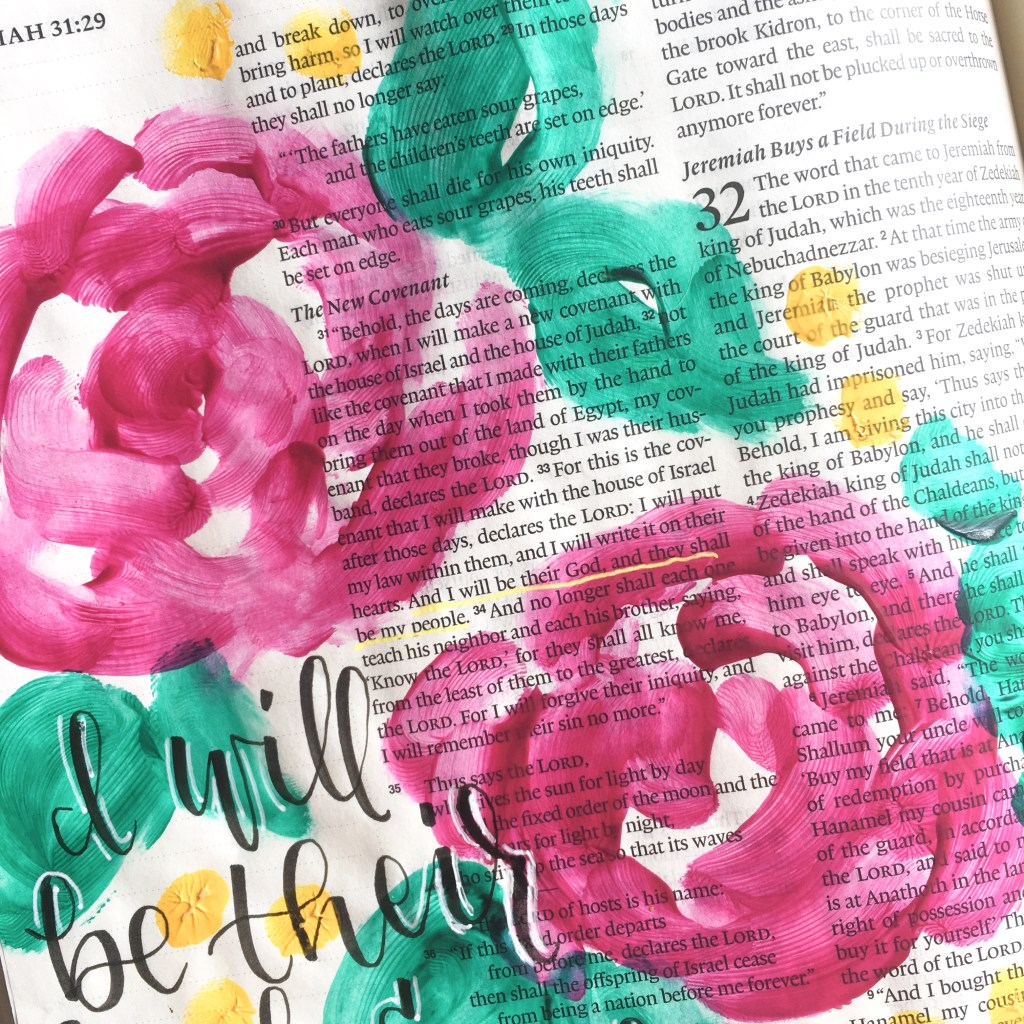 Bible Journaling Three Fun Easy And Creative Techniques