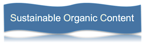 Sustainable Organic Content du contenu durable