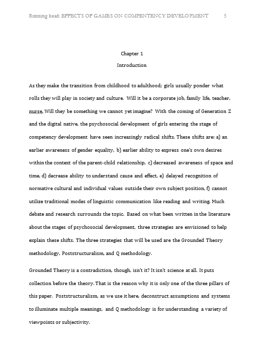 history of writing essays ks3