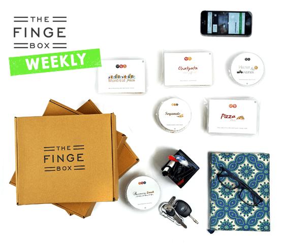 Poshtick Weekly Fling box