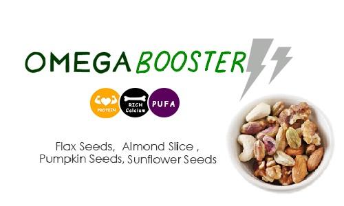 Omega Booster poshtick