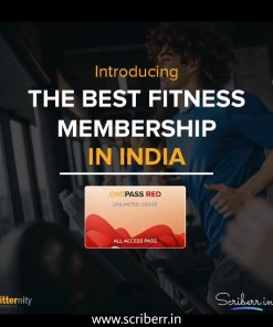 fitternity fitmania one red pass