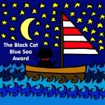 award, nomination, black cat blue sea award, creative writing, writing, poetry