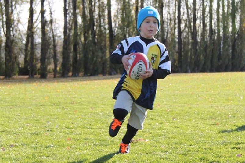 Vancouver Mini Rugby Scribes Rfc