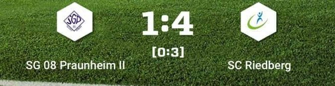 Auftaktsieg unserer 1. Herren-Fußballmannschaft