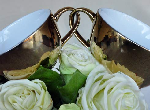 Goldene Hochzeit Fotos