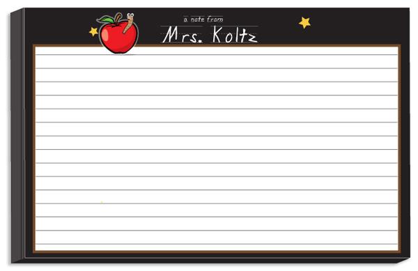 apple for teacher bulky