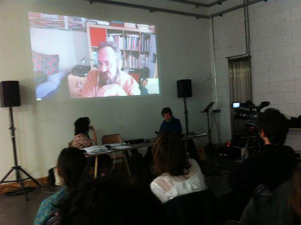 Intervention de Matthieu Duperrex aux Écrits du numérique