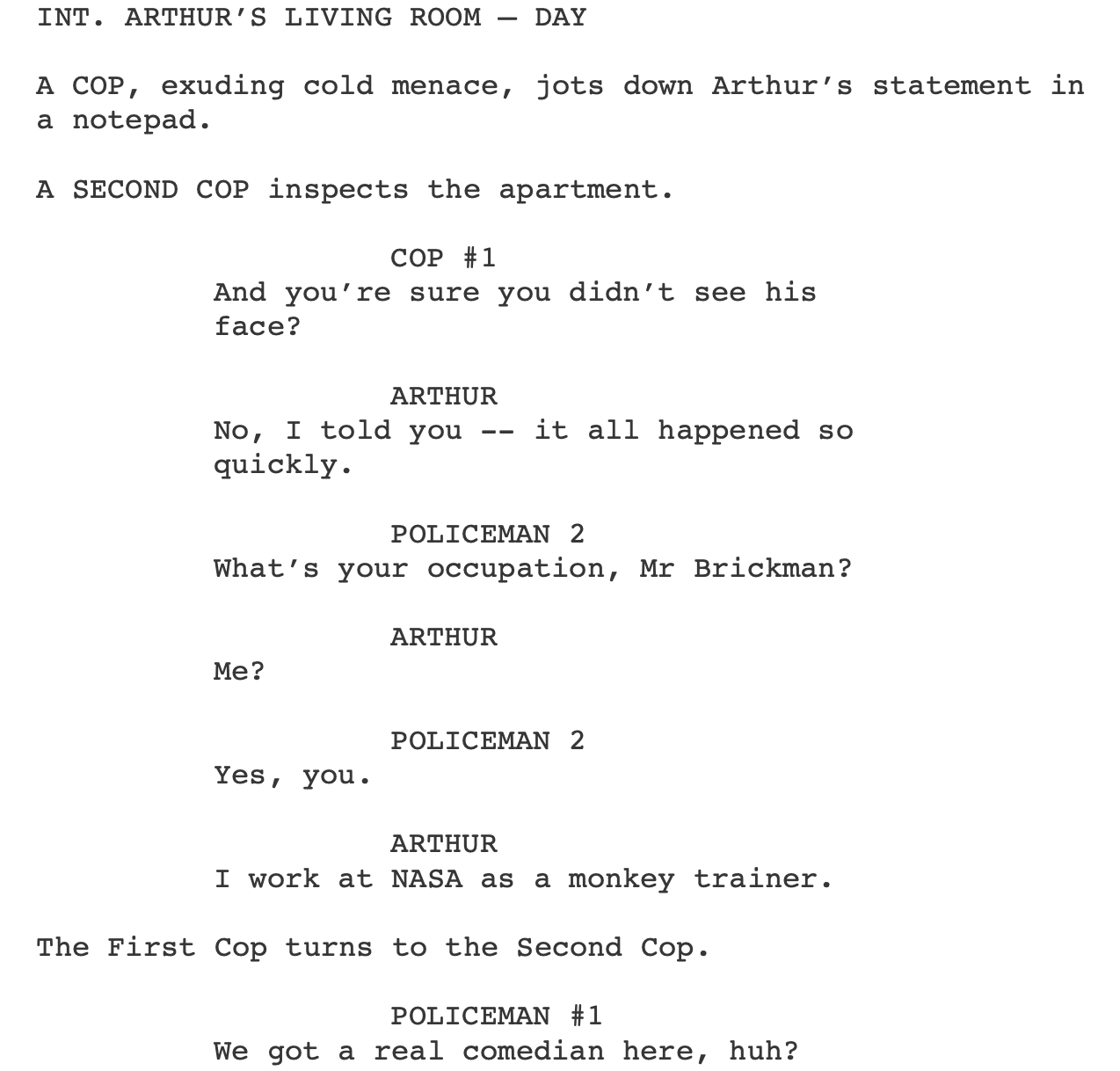 How To Format Dialogue In A Screenplay Top 8 Dialogue