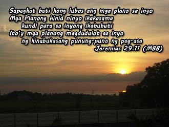 Bible Verse Quotes Wallpaper Scripture To Go Tagalog Ecards Jeremiah 29 11 Mbb
