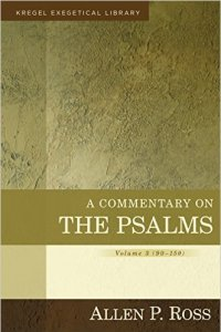 Commentary on Psalms by Ross Vol 3