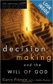 decision-making-and-the-will-of-God