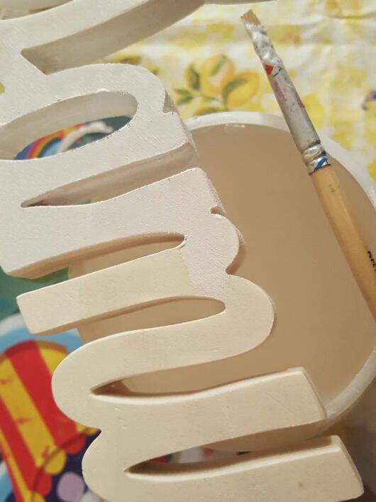 il mio blog Diario #02 – La nascita delle Scritte in Legno