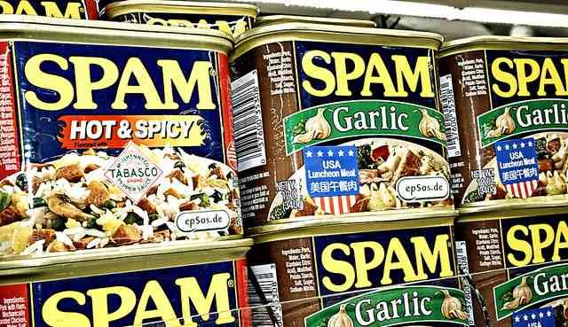 newsletter spam