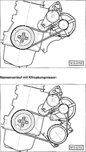 Motor-Mechanik Golf 5