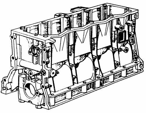 CONSTRUCTIA SI CALCULUL BLOCULUI MOTOR