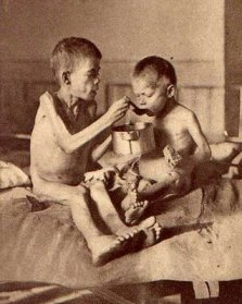 Foamete si canibalism pe vremea comunistilor in Basarabia