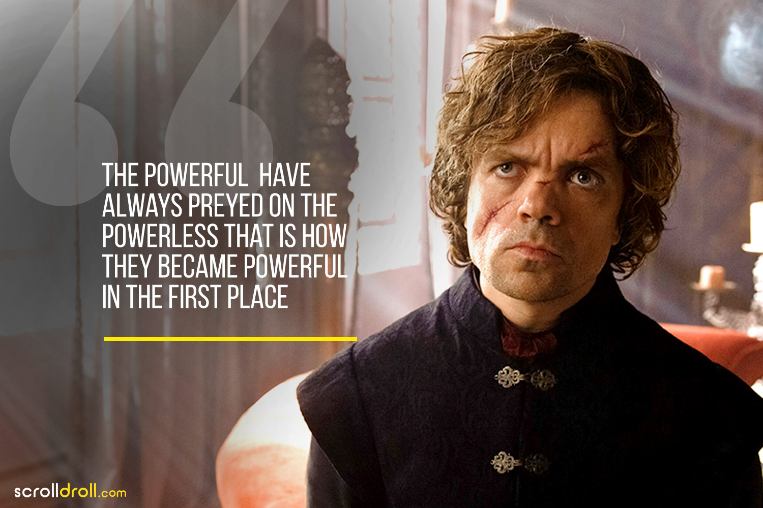 Love Wallpaper Quotes For Him 33 Quotes From Tyrion That Make Him The Most Loved Got