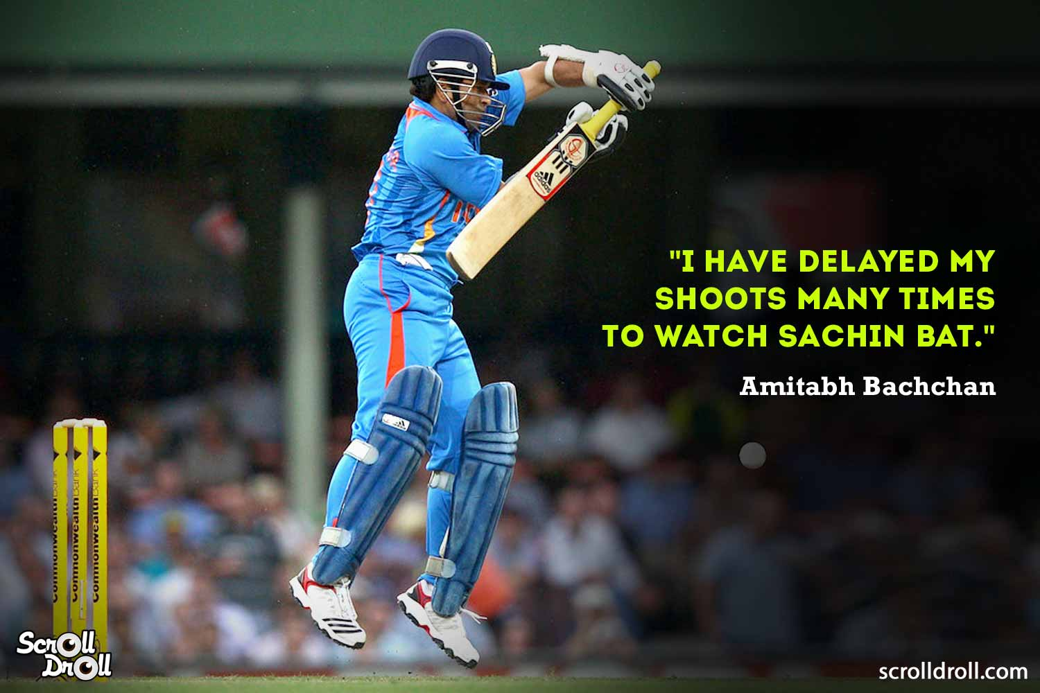 Dhoni Wallpaper With Quotes 29 Best Quotes About Sachin Tendulkar That Prove He S The