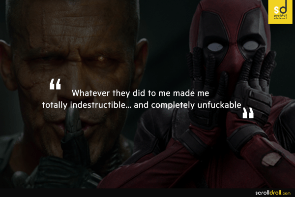 20+ Deadpool Quotes 2 Pictures and Ideas on Weric