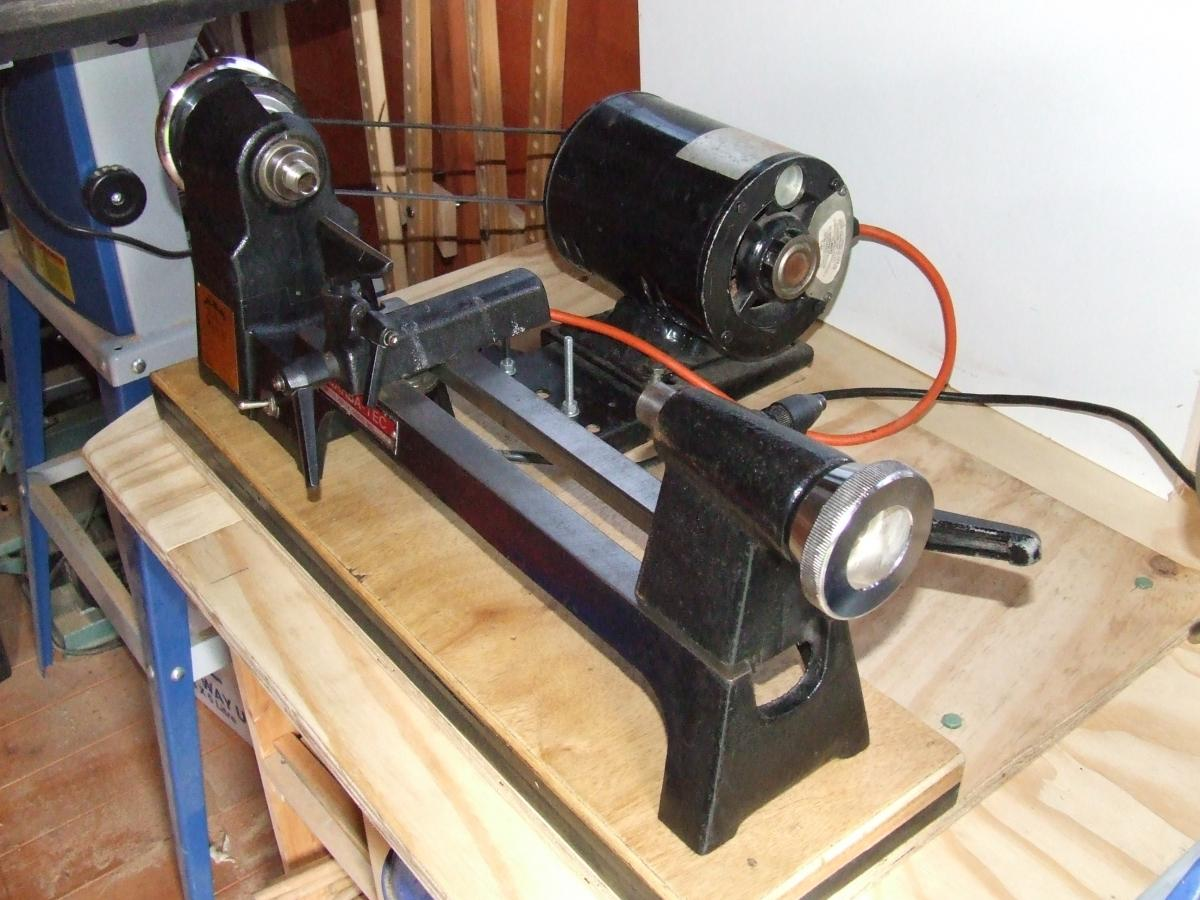 Carba Tec Mini Lathe
